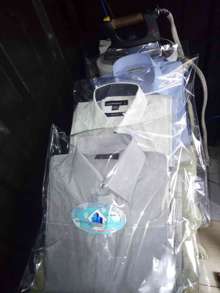 Drycleaning services picture