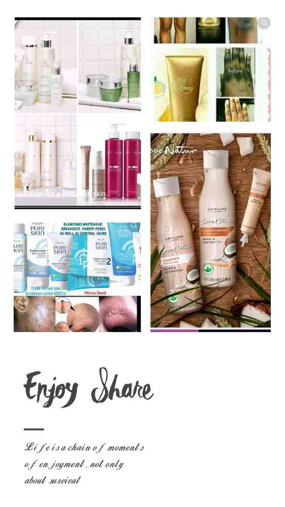 Tremzy beauty skin care