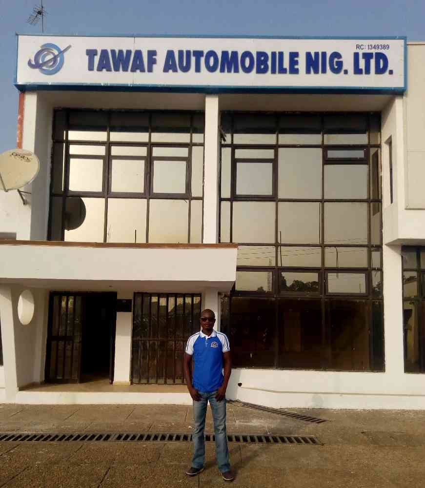 TAWAF AUTOMOBILE NIG LTD