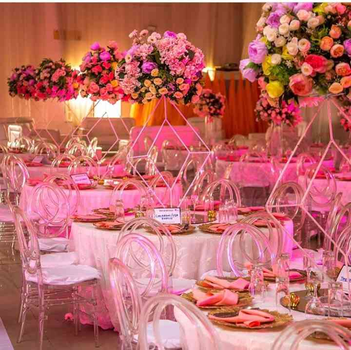 Venus events and decor picture