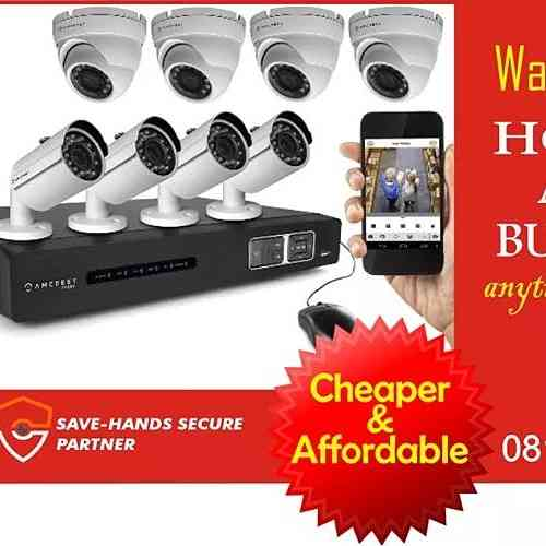 SAVE-HANDS SECURE PARTNERS