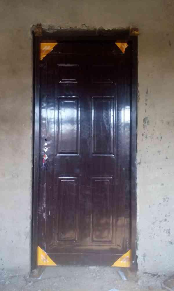Door installations.
