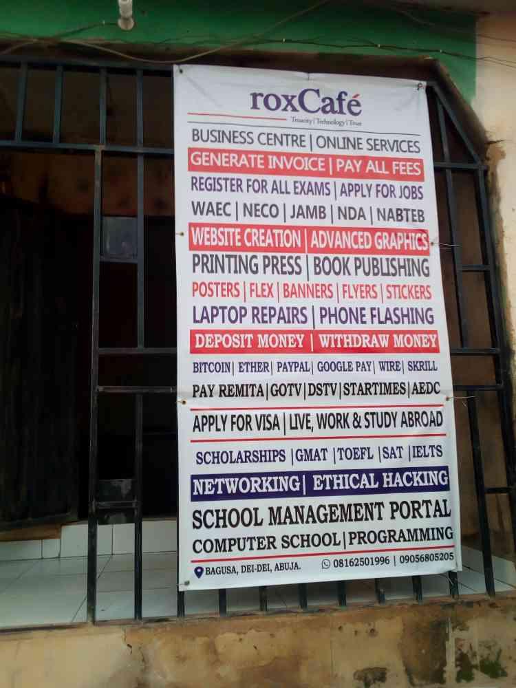 roxCafé