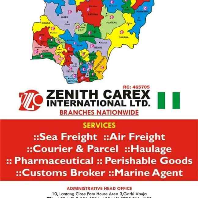 Zenith Carex international