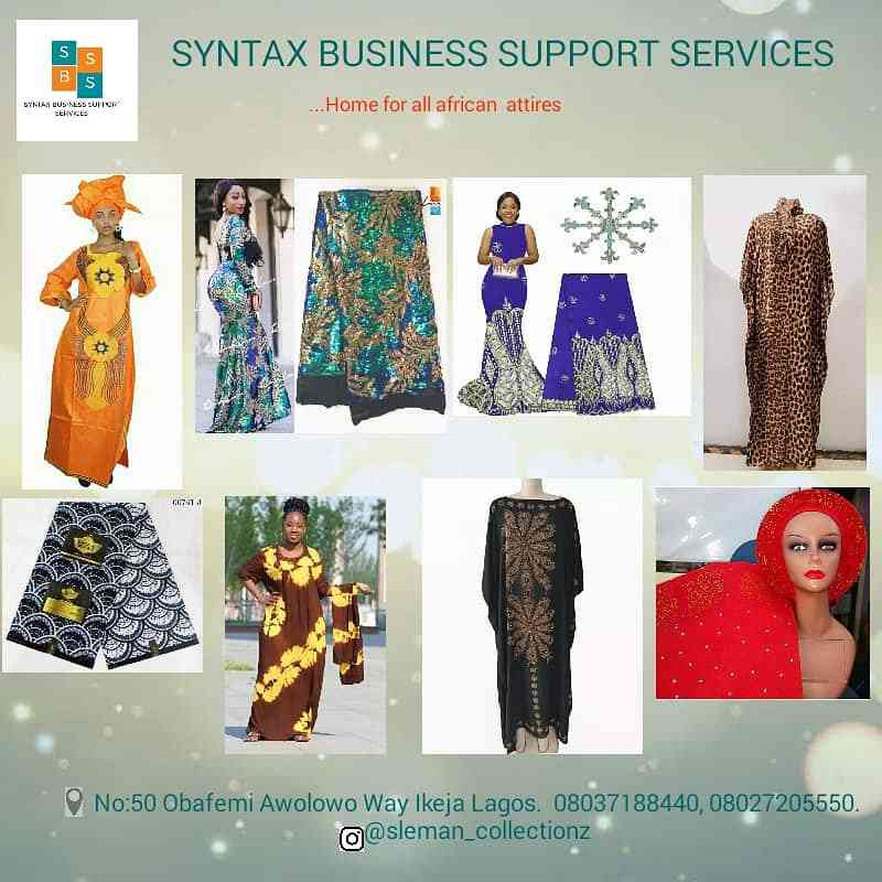 Syntax Business Support Services