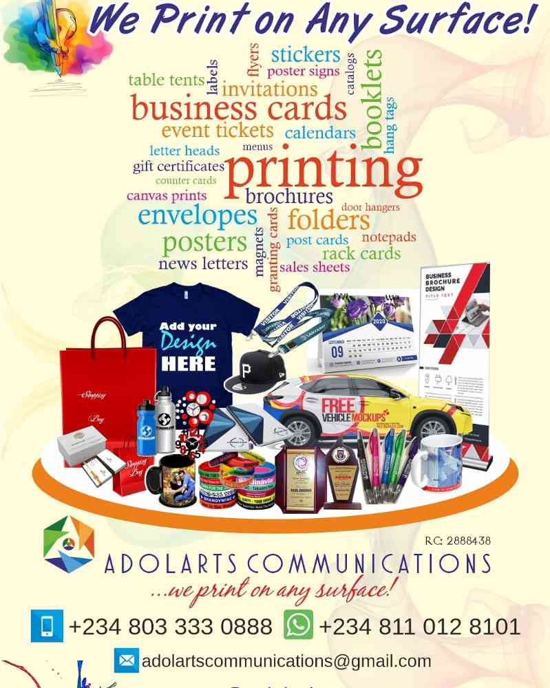 Adolarts Communications