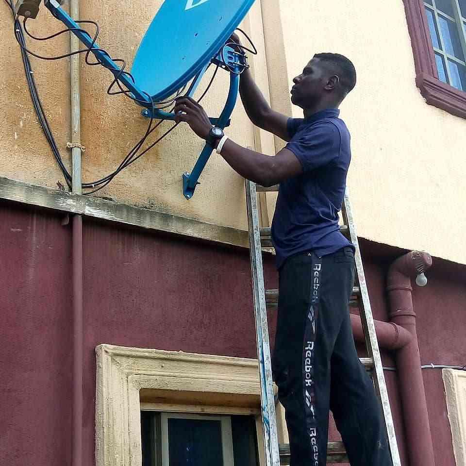 Tobaj digital satellite technology