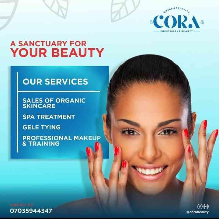 Cora beauty