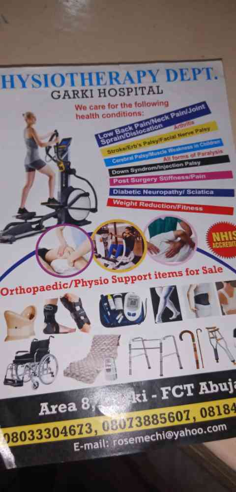 Rosemech Physiotherapy limited picture