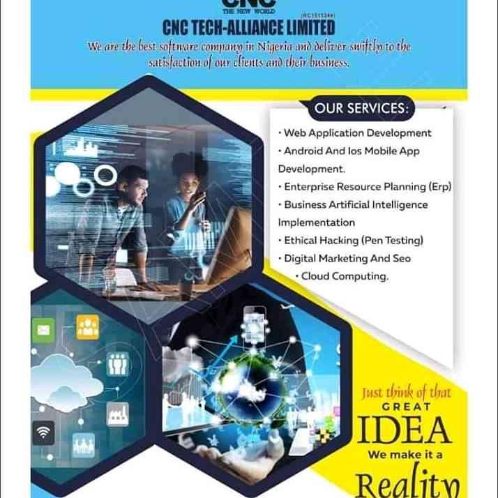 CNC Tech-allance Limited