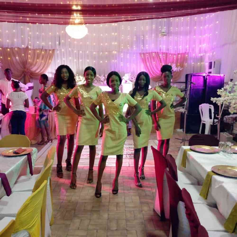 Luli ushering services picture