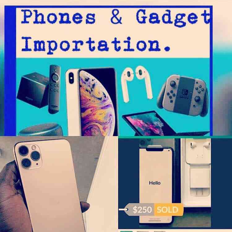 Free Phone and Gadget Importation