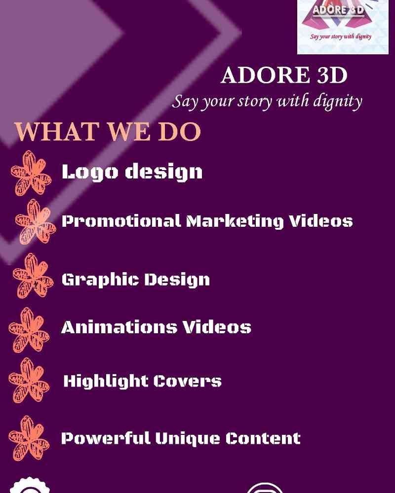 Adore 3D Graphics img