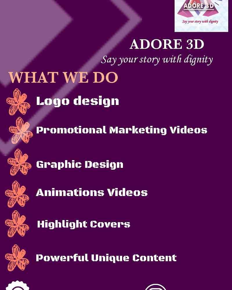 Adore 3D Graphics