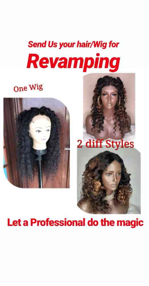Tmt Hair