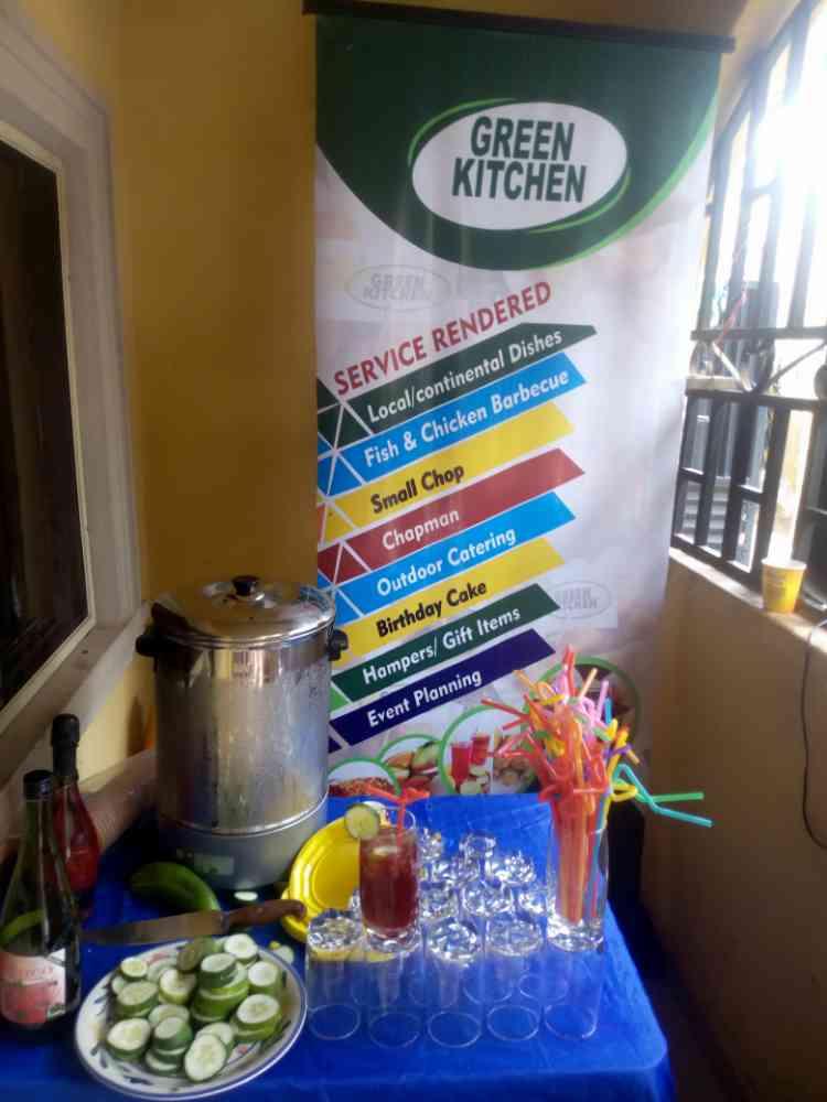 Greens kitchen