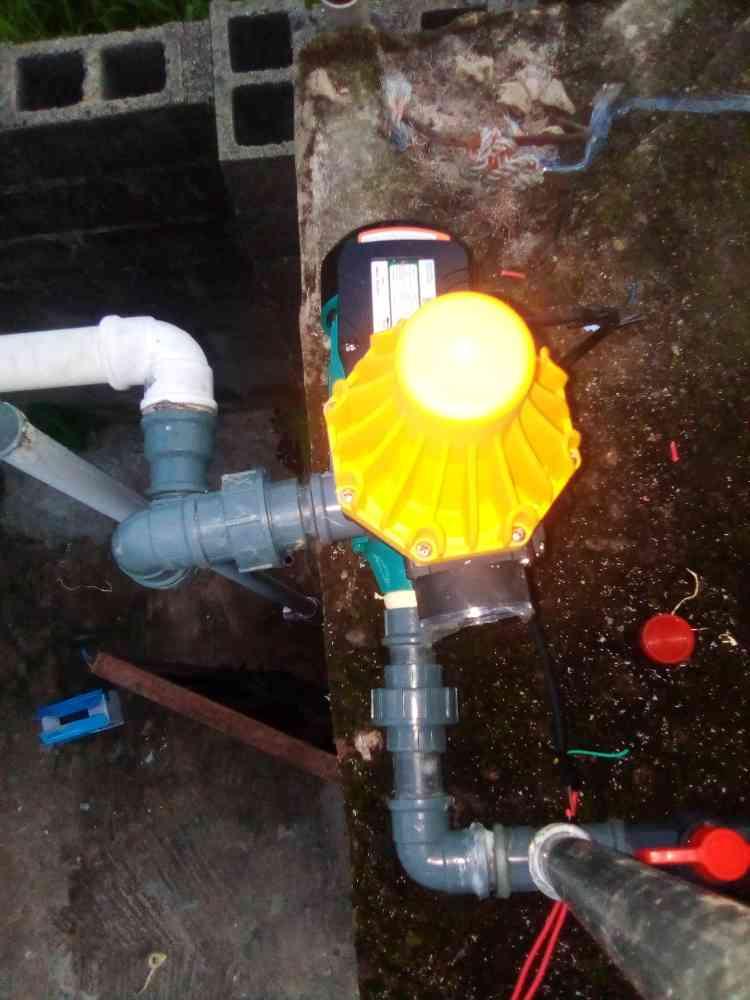 Gbenson plumbing engineering