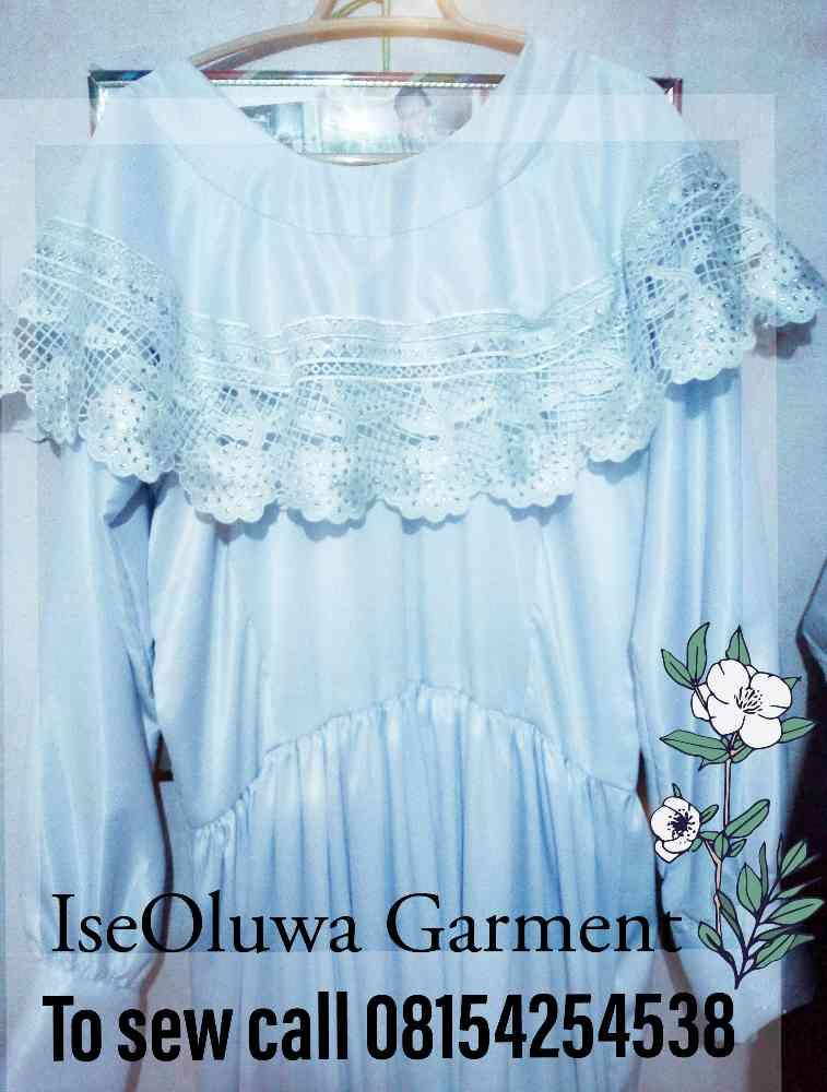 Iseoluwa garment