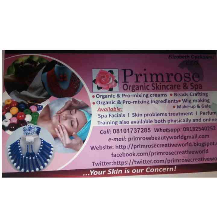 PRIMROSE WORLD picture