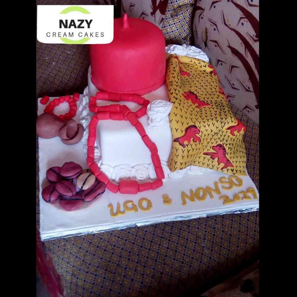 Nazy Cream Cakes and Events