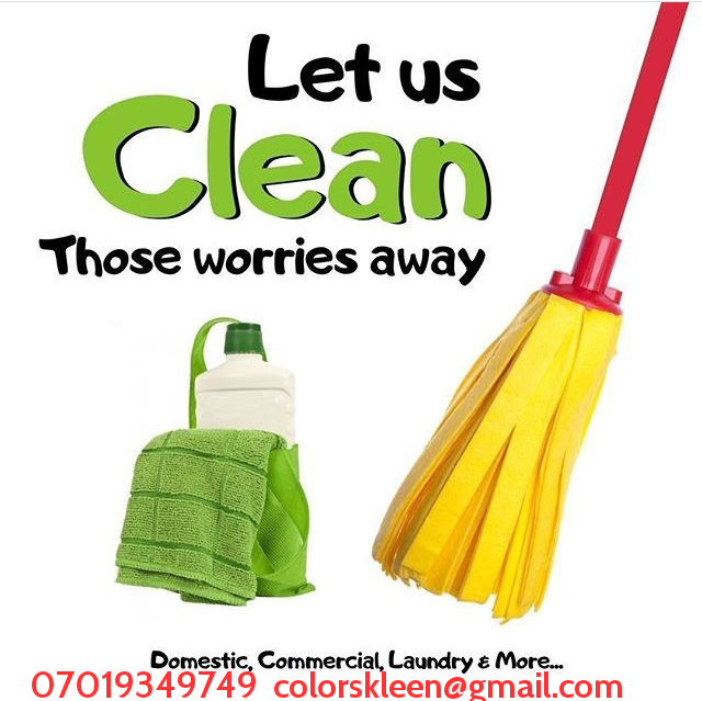 COLORS CLEANING SERVICES