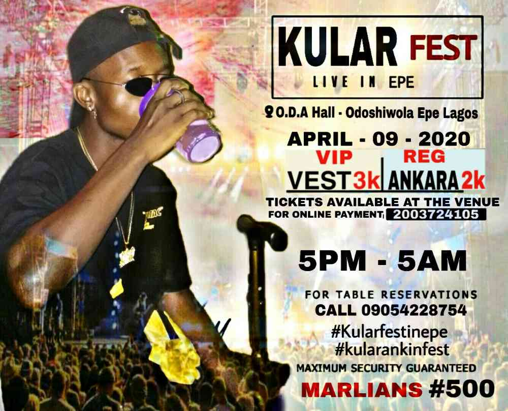 Kularfest concert