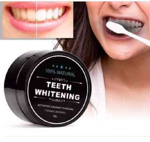 Labena teeth whitening essences and %100 natural teeth whitening.