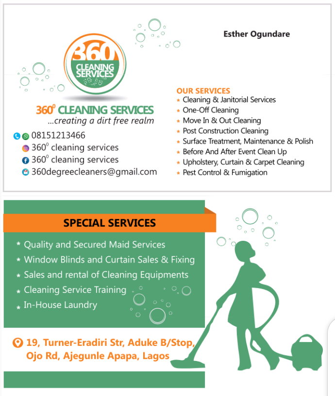 360° Cleaning Services