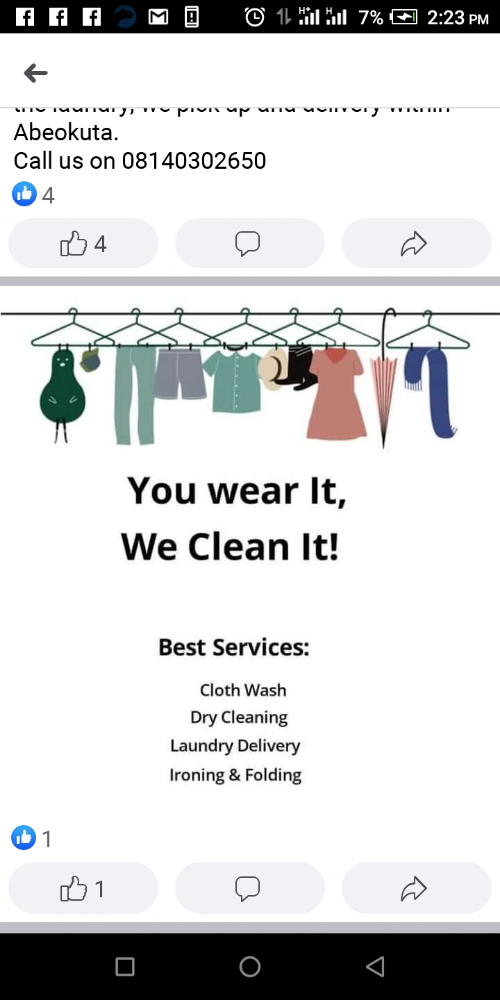 Beloved cleaning services