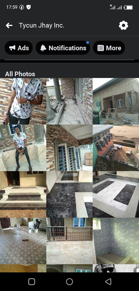 Tycun Jhay Tiles and Marble