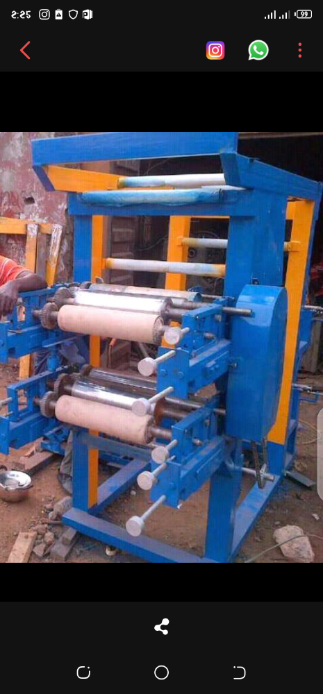 Nylon machines picture