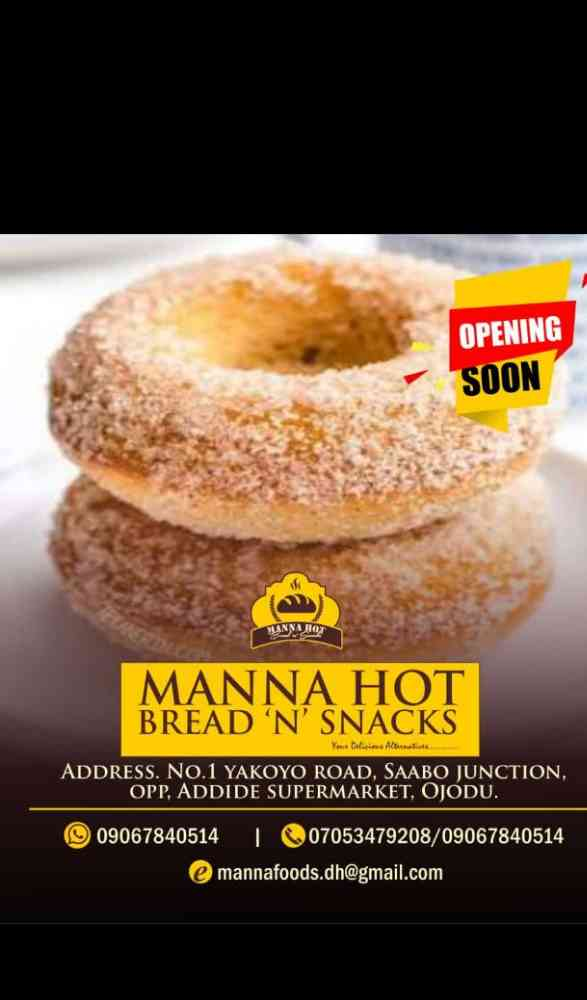Manna foods and confectioneries picture