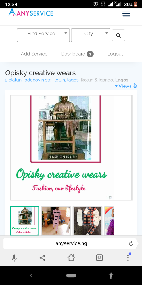 Opisky creative wears