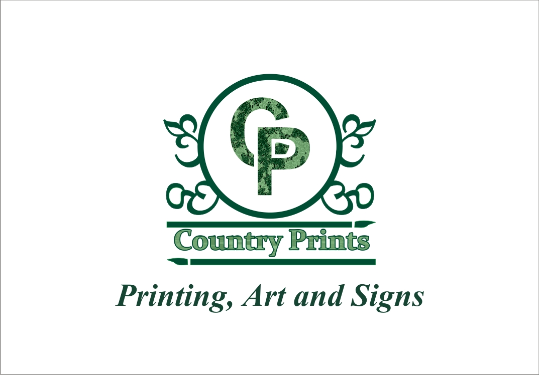 Country prints