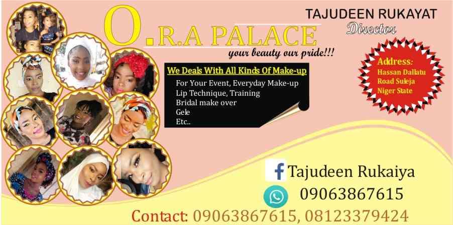 O. R. A palace