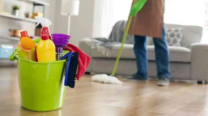 Simpat cleaning service
