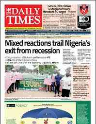 Newspaper Publications