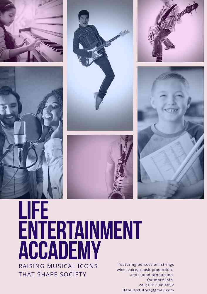 Life entertainment accademy picture