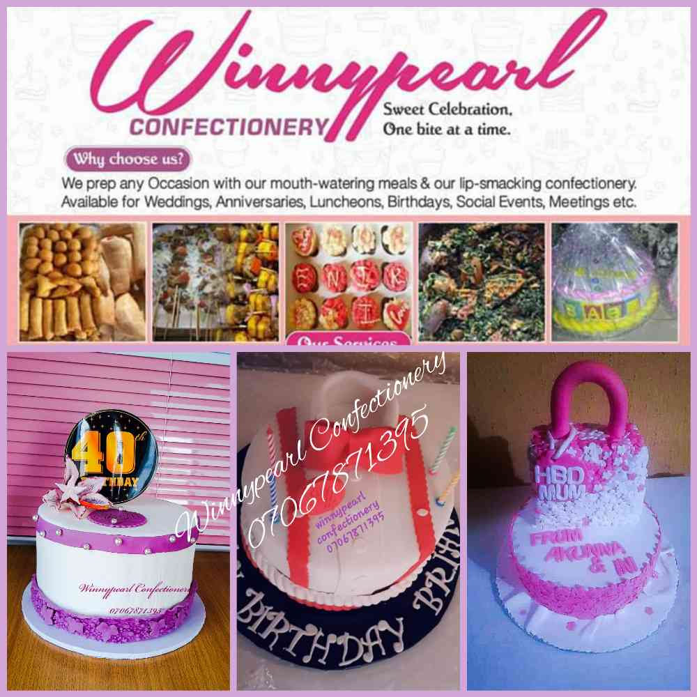 Winnypearl Confectionery