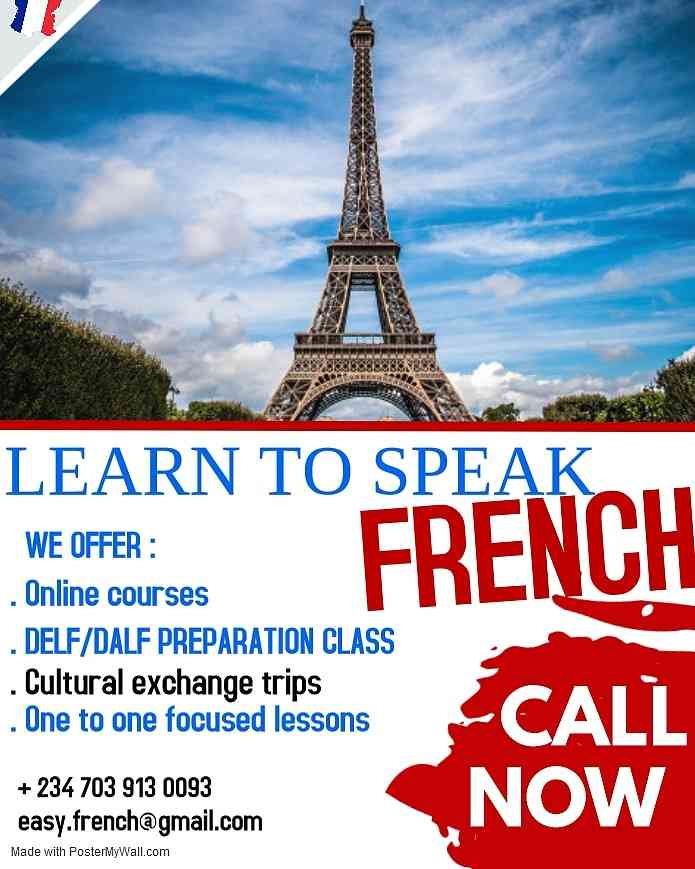 French private Tutoring