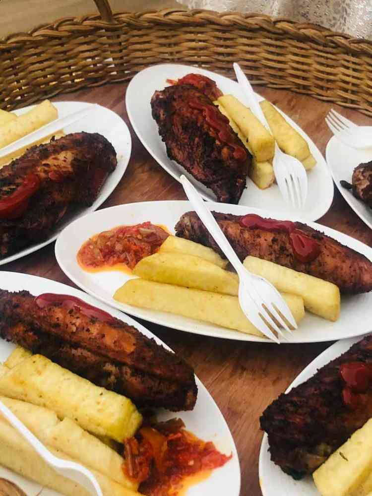 Anointed Foods, Meals & Chops