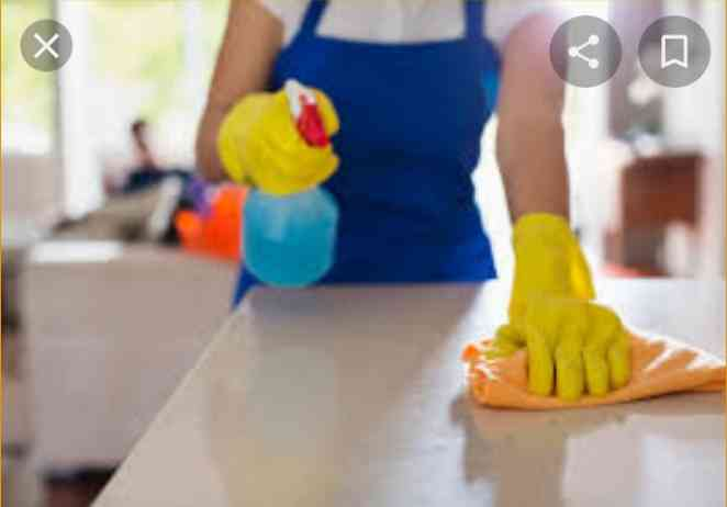 Perfect-touch office &home cleaners