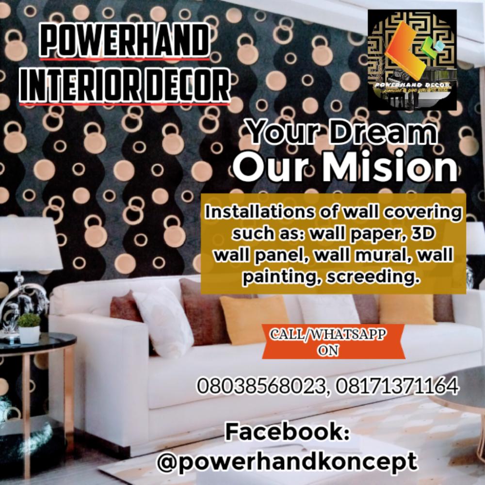 Powerhand Interior Decor