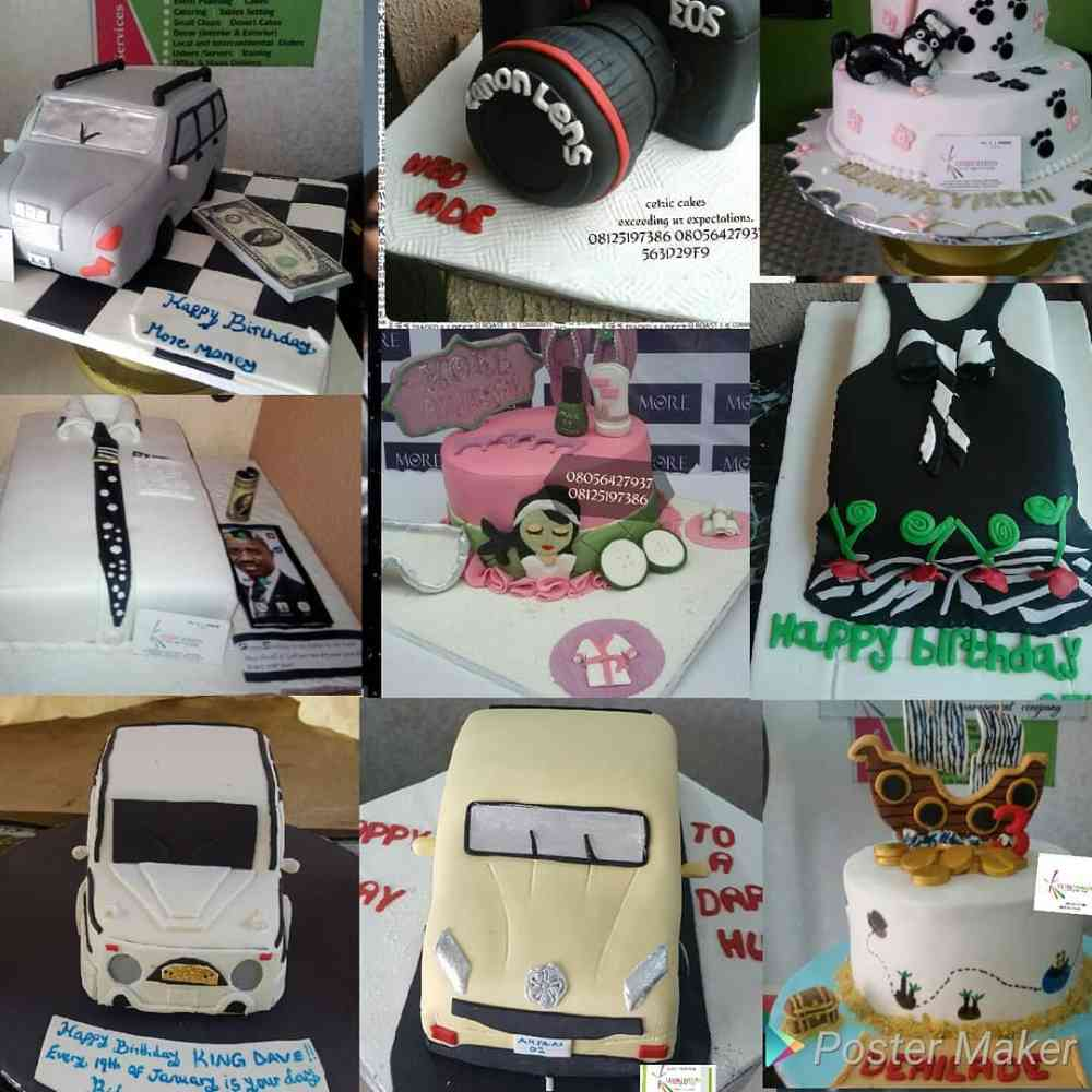 Cetric Cakes Events and Catering services