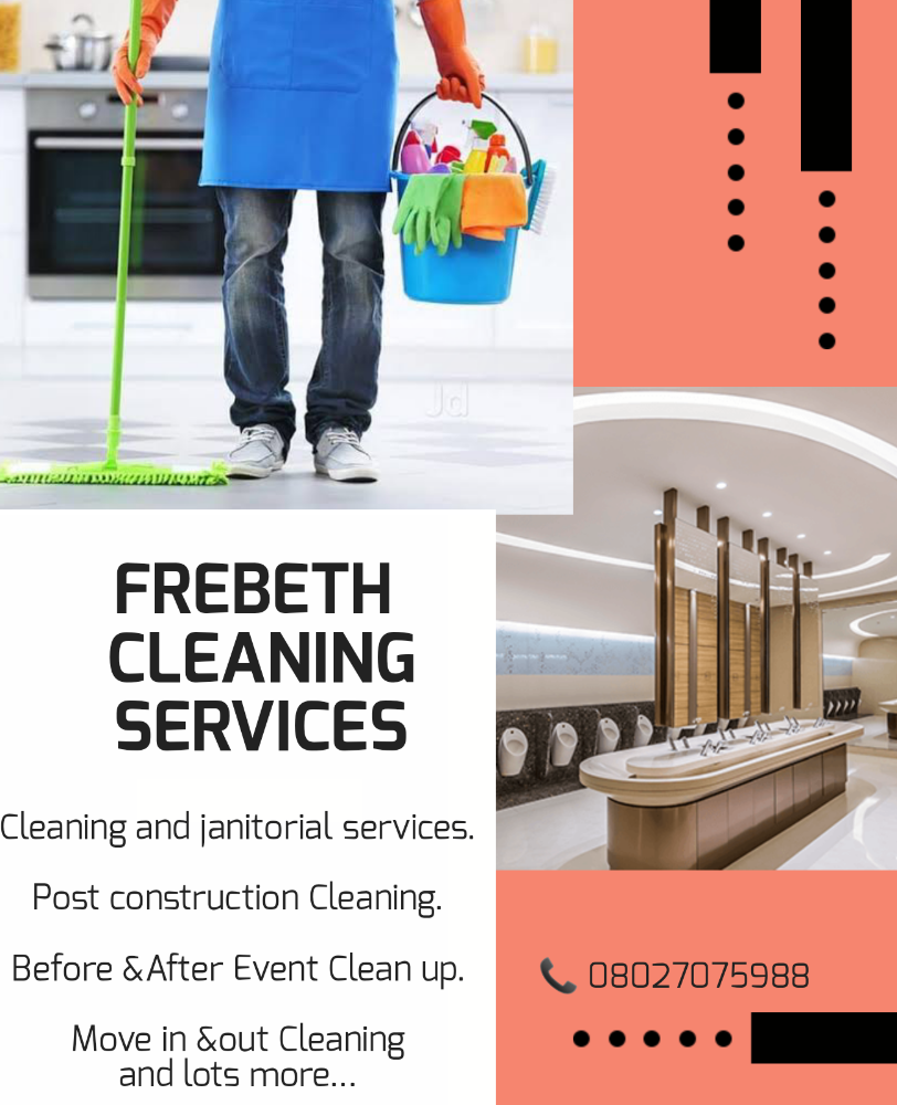 Frebeth cleaning Services picture