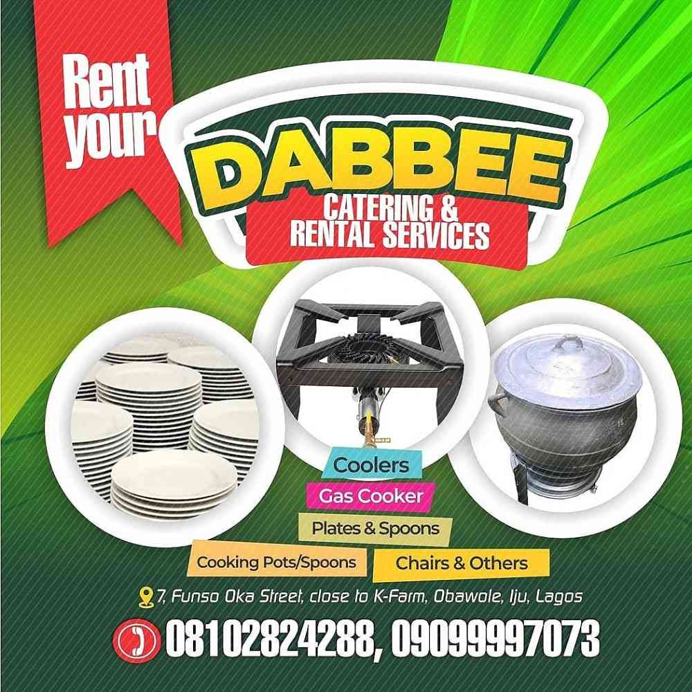 DABBEE CATERING & RENTALS picture