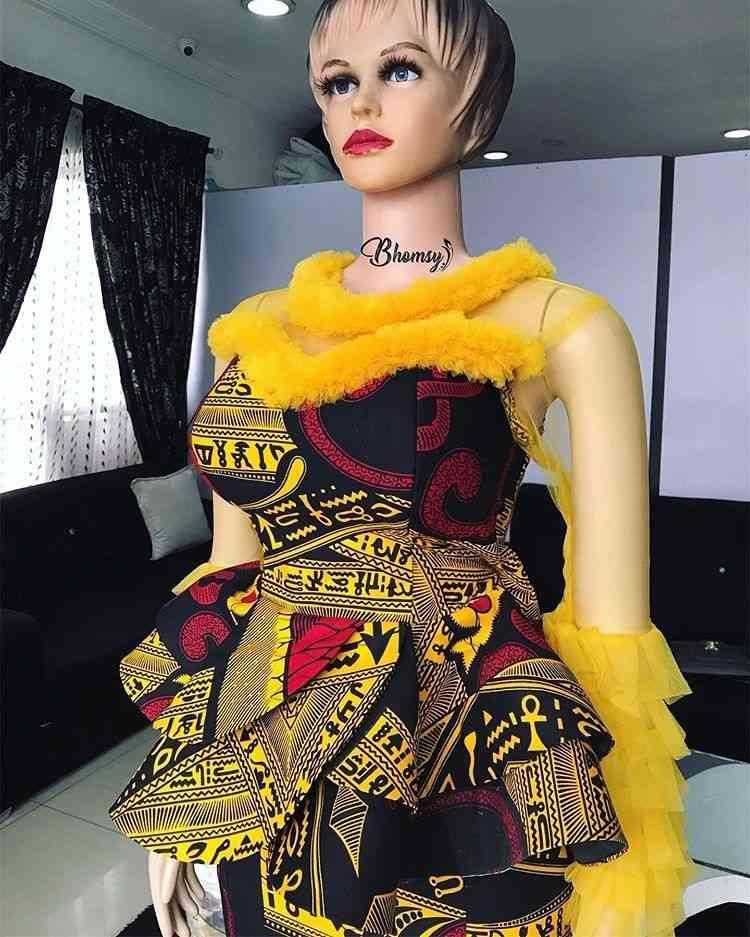 Unique design fashion