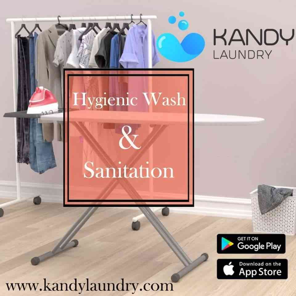 Kandy laundry picture